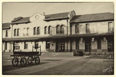 Old Station by BoHoR