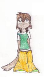 -+Old school...Raeann...+- by 18-Gabbie-18