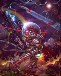Space Dev by Devin-Busha
