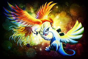 CM: Heartgold and Soulsilver by goldfishkang