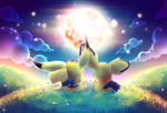 A Midsummer's Night Dream by goldfishkang