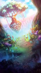The Elder Grove by goldfishkang