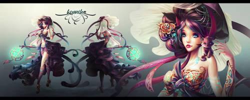 Kumiho by goldfishkang