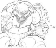 Teenage Mutant Ninja Turtles - TMNT by mikebowden