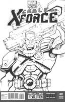 Cable Blank Cover Inks by mikebowden