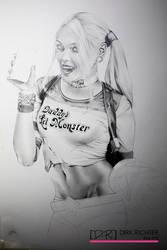 Harley WIP by DiRi