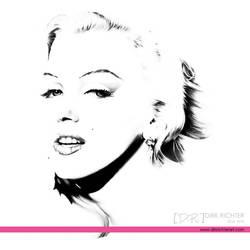 Diva #1 - Marilyn by DiRi