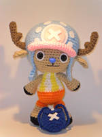 Tony chopper New World by Tia-tony