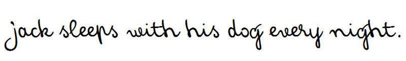 My New Cute Script Font  2014 - Coming Soon by Poemhaiku