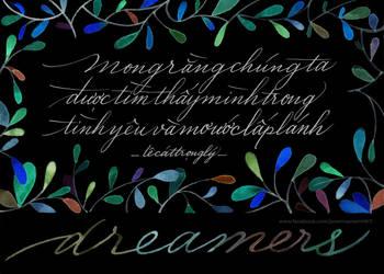 LCTL Dreamers (1) by Poemhaiku