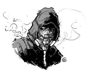 Scarecrow by kjlbs