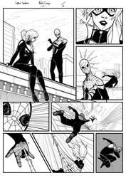 Superior Spider-man sample 2 by kjlbs