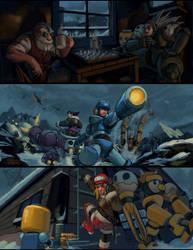 Mega Man Tribute Entry by Dash-X