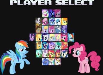MLP: FiM - Street Pony Alpha 3 by SonictheHedgehogPL