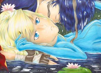 Waterlily by Honeymeadow