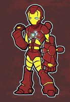 Iron Man by prinnydo0d