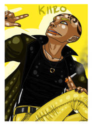 Kiiro the Yellow by Yorulla