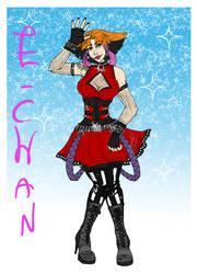 E-chan by Yorulla