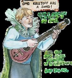 Kristoff's song by DagronRat