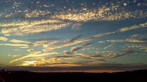 sunset by Lilithaya