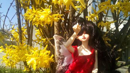 fairy by Lilithaya