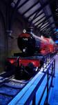 Hogwarts Express by Lilithaya