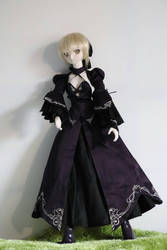 sabery new dollfie^^ by Lilithaya