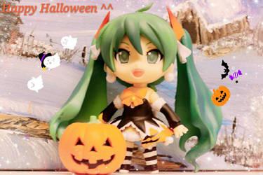 Happy Halloween^^ by Lilithaya