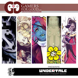 G4G Presents: Undertale Submission Preview #37 by GamersforGood