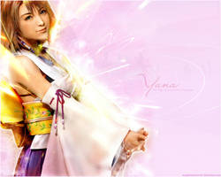 Yuna - the summoners daughter by MaybeTomorrow07