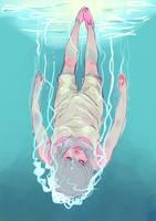 underwater by DaliFlores