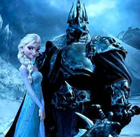 Elsa and the Lich King 3 by Dark-Rider28