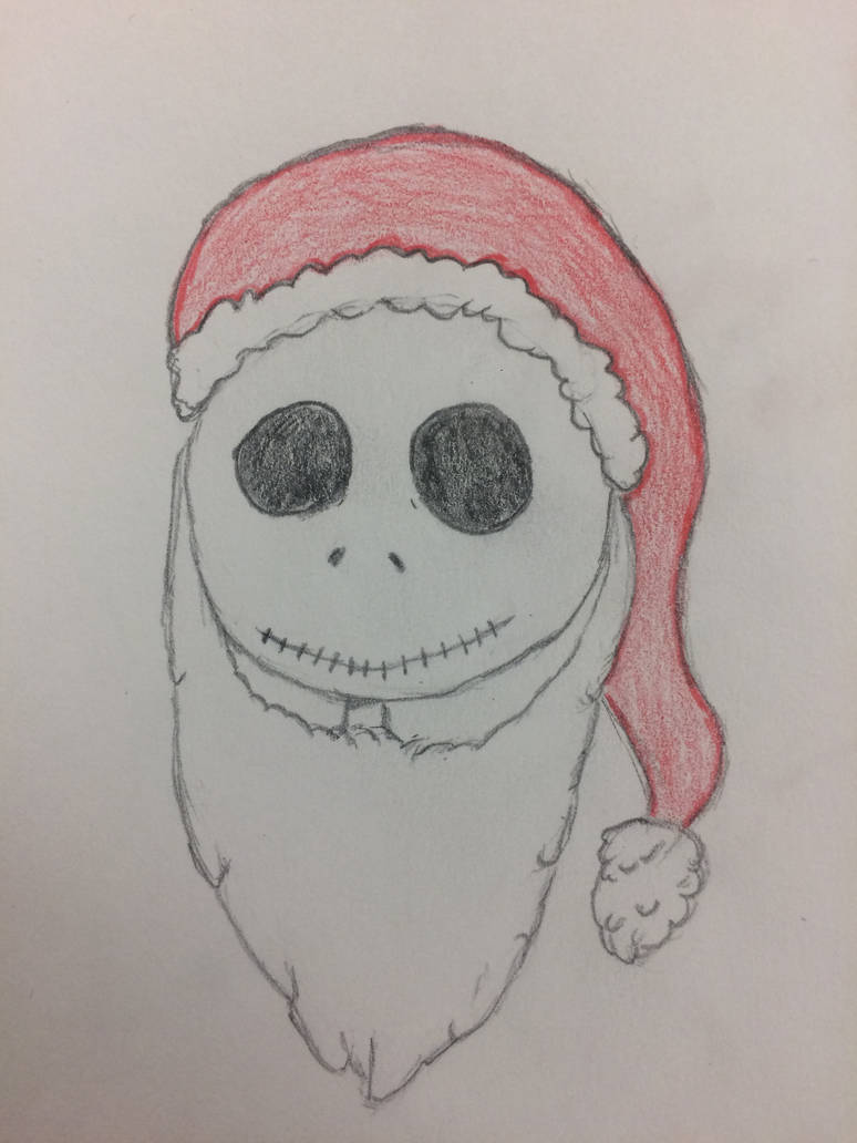The nightmare before Christmas by paigesugarbutts