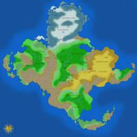 Claymore world map 1.1 by AmSidar