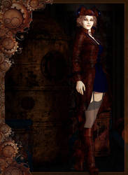 Delilah Wickham by Shaelynn