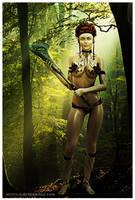 Forest Warden by Shaelynn
