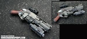 Zombie Hunter Shotgun by JohnsonArmsProps