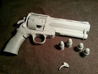 3D Printed and Prepped Good Samaritan replica by JohnsonArmsProps