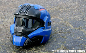 Commando Carter Replica Helmet by JohnsonArmsProps