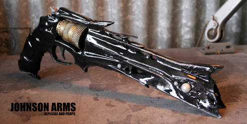 Concept Thorn Hand Cannon by JohnsonArmsProps