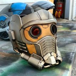 Starlord Replica Helmet by JohnsonArmsProps