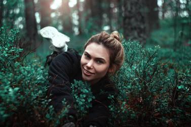 Nata smile by NikitaJump