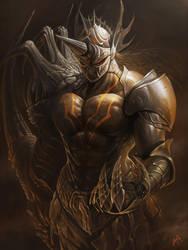 nightmare (soulcalibur) by wizyakuza
