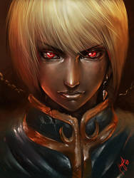 Kurapika by wizyakuza
