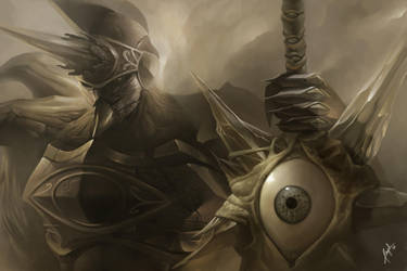 Nightmare of soulcalibur by wizyakuza