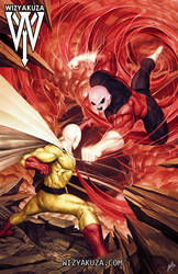 Jiren Vs Saitama who's gonna win? by wizyakuza
