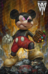 mickey by wizyakuza