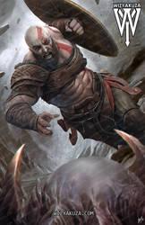 Kratos by wizyakuza