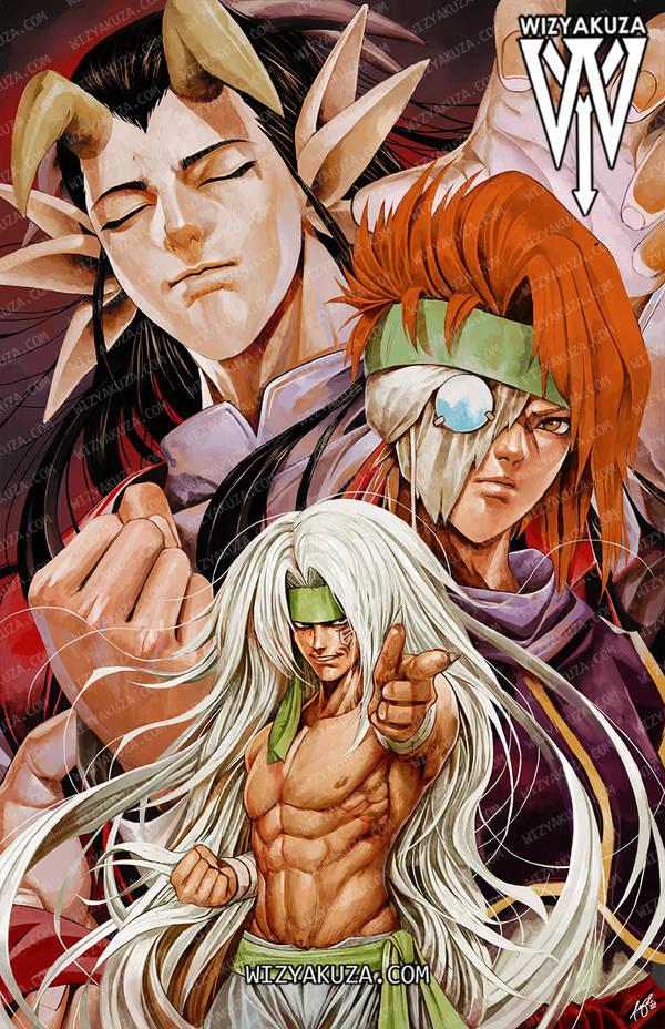 3 emperors by wizyakuza