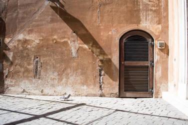Al Castel Sant'Angelo by goonerscalise